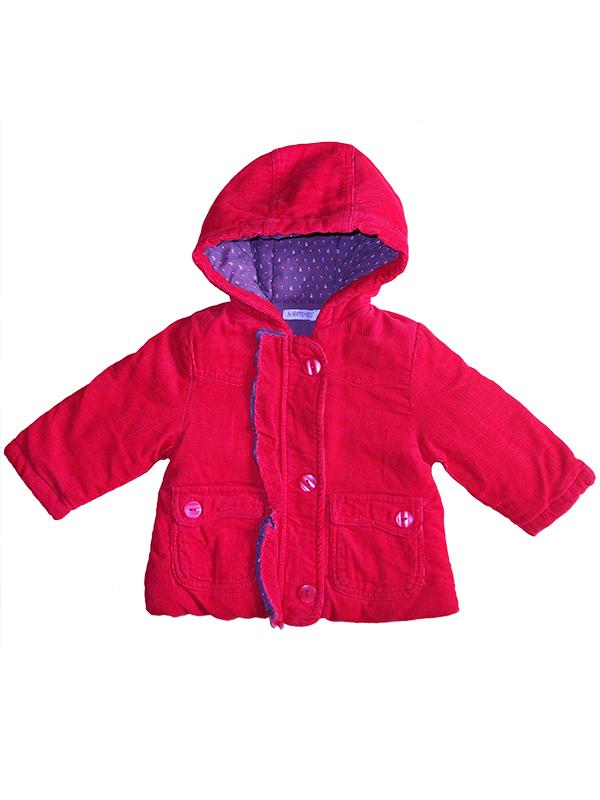 piros téli baba kabát webshop ár  3.990 Ft 1cee15345a