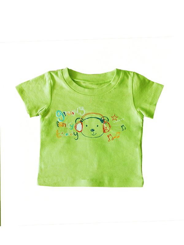 zöld kisbaba póló webshop ár  990 Ft 4e68a83851